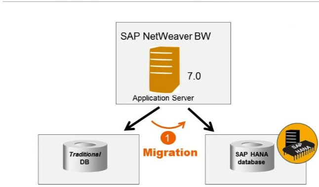 database migration options  dmo  of sum in sap abap