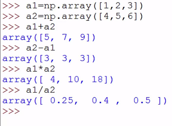 how to use numpy without loop