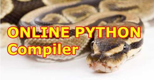 Top Online Python Compiler Best Online Python Compiler