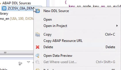 Advance View Building with HANA CDS (Core Data Service) in ABAP