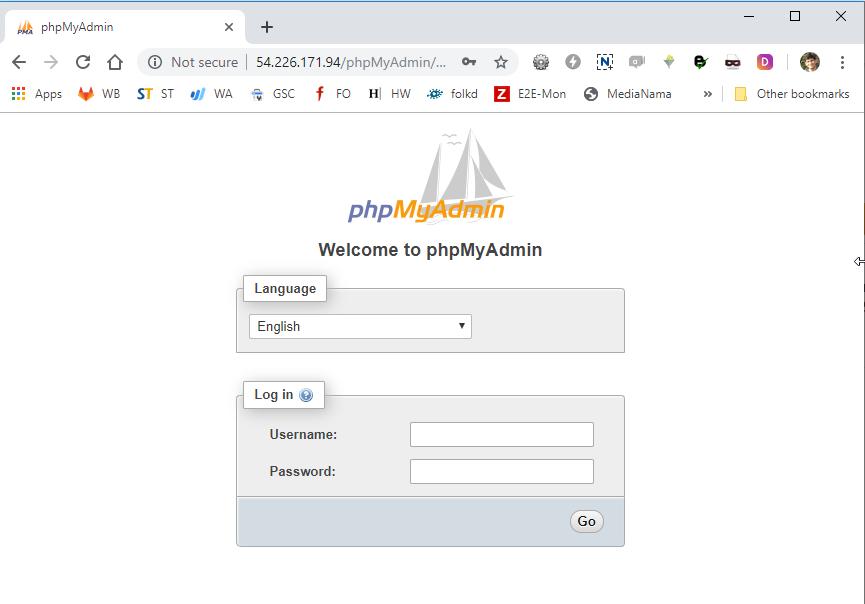 Install Nginx, PHP-FPM, Mysql, PhpMyadmin on EC2 with Amazon