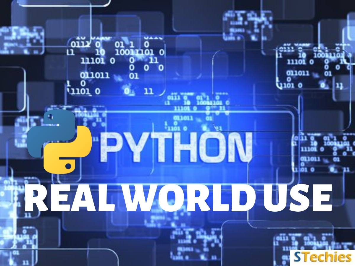 python-real-world-use
