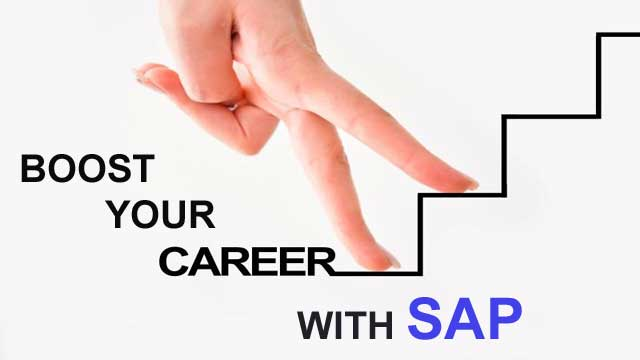 Boost your Career with SAP