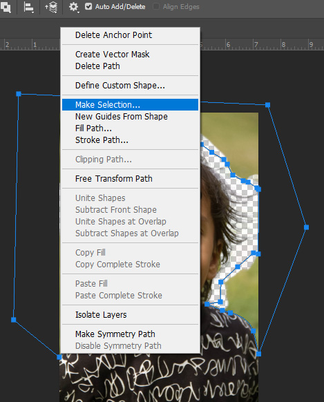 How to Make Background Transparent in Photoshop-7