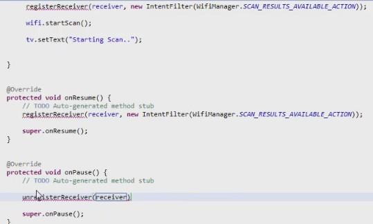 Belajar XYZ   Metode onPause  onResume  dan onDestroy pada Android
