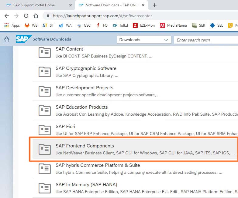 SAP GUI (FrontEnd) Download, Install & Configure for Windows