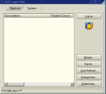 Adding Configuring Server In Sap Logon Basis Stechies