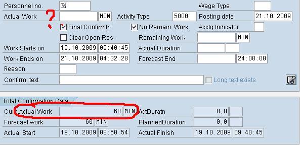 Help! About the Maintenance Order PM01 | PM (Plant Maintenance ...